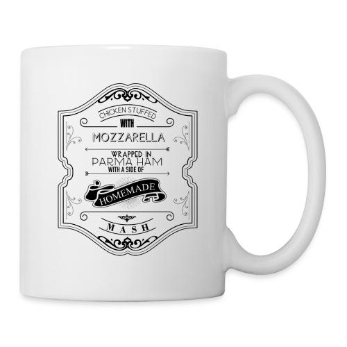 Parma Ham Mug - Mug