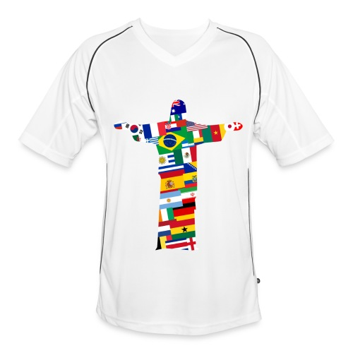 football T-shirt - Men's Football Jersey
