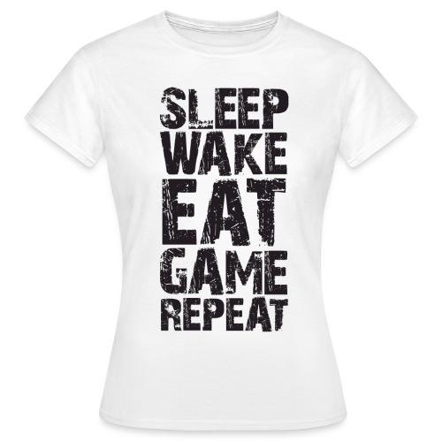 T-Shirt CycleOfLife Girl - T-shirt Femme