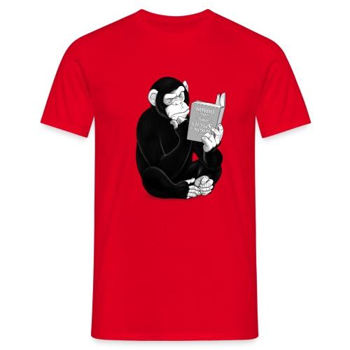 Origin of Species - Men's T-Shirt