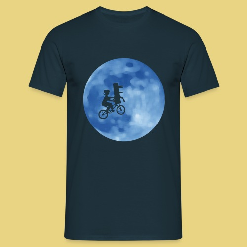 Moon Dummy - Men's T-Shirt