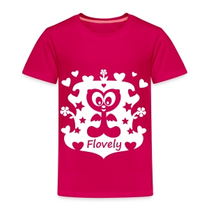 Flovely World - Kinder Premium T-Shirt