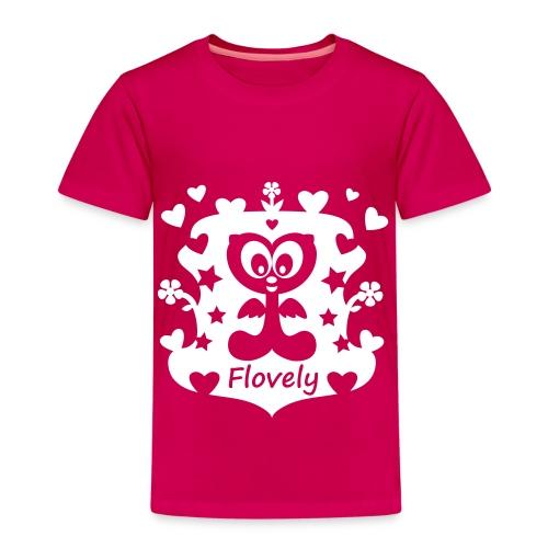 Flovely World - Kinder Premium T-Shirt