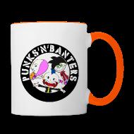 Tassen & Zubehör ~ Tasse zweifarbig ~ PnB Tasse