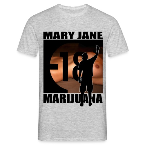 T-shirt Mary Jane - T-shirt Homme