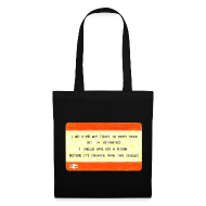 Bags & Backpacks ~ Tote Bag ~ One Way Ticket to Party Town Tote Bag