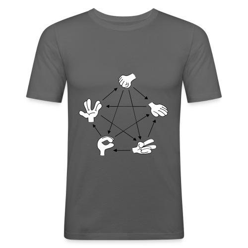 BBT - T-shirt près du corps Homme