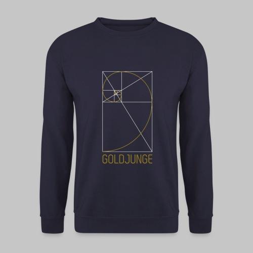 Goldjunge - Männer Pullover