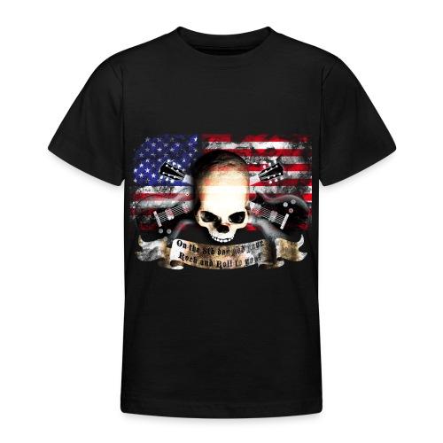 PUNK EVOLUTION - T-shirt Ado