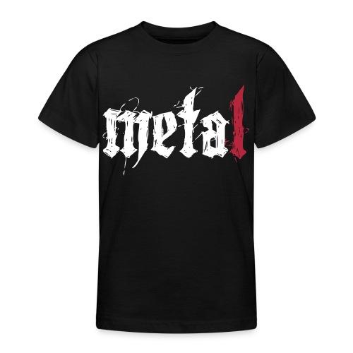 METAL - T-shirt Ado