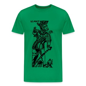 LE MAT by Maria Vermard (THE HOLY FOOL) - Men's Premium T-Shirt