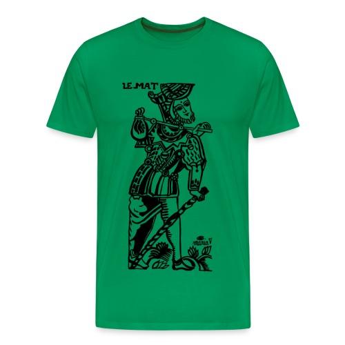 LE MAT by Maria Vermard (THE HOLY FOOL) - Men's Premium T-Shirt
