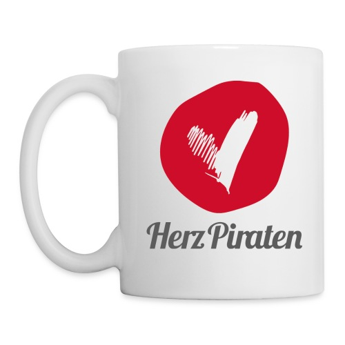 HerzPiraten Coffee Mug - Tasse