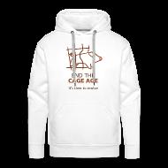 Hoodies & Sweatshirts ~ Men's Premium Hoodie ~ Product number 101299410