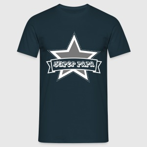 superpapaetoilestar2 Tee shirts - T-shirt Homme