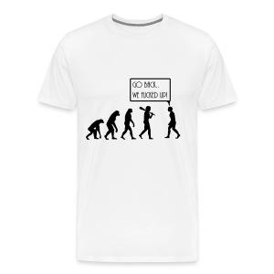 i primitivi - Maglietta Premium da uomo