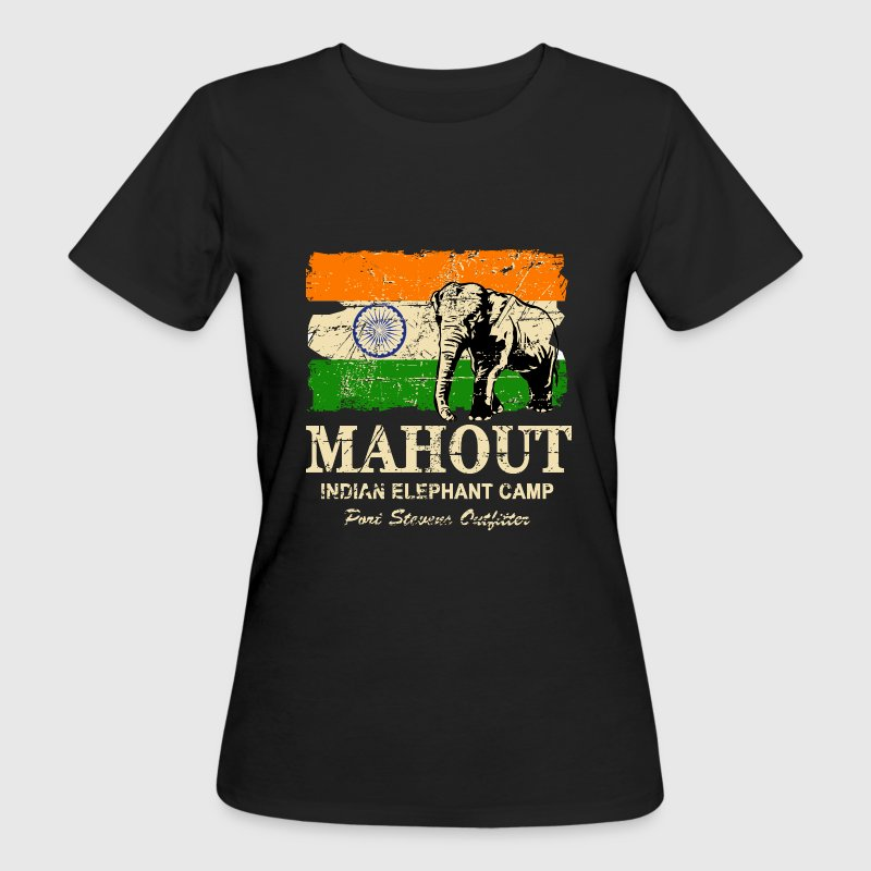 Mahout - India - Vintage Look T-Shirts - Women's Organic T-shirt