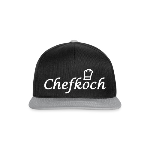 Chef Koch Snap Back - Snapback Cap