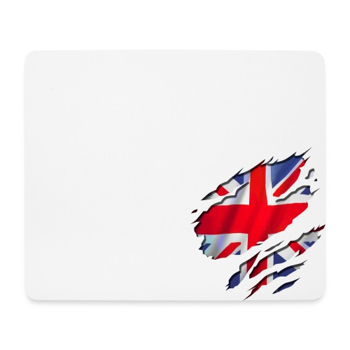 Great Britian Mouse Mat - Mouse Pad (horizontal)