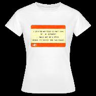 T-Shirts ~ Women's T-Shirt ~ One Way Ticket to Party Town (Women's T-shirt)