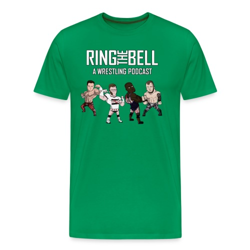 Ring the Bell Tee - Men's Premium T-Shirt