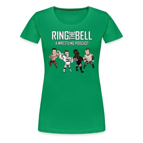 Ring the Bell Women's Tee - Women's Premium T-Shirt