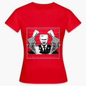 KING - woman - T-shirt Femme