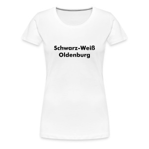 SWO Frauen T-Shirt (Name) - Frauen Premium T-Shirt