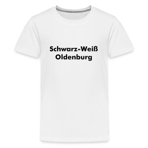 SWO Teenager T-Shirt (Name) - Teenager Premium T-Shirt