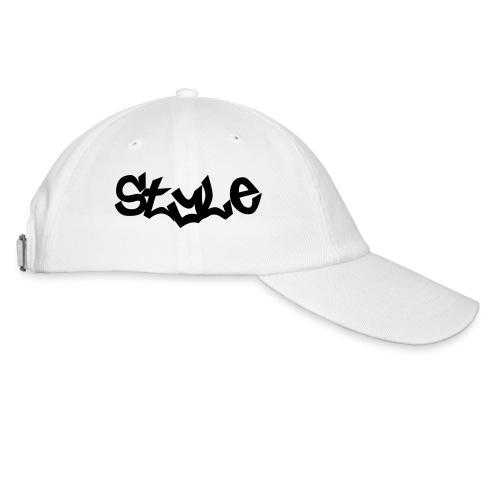 style - Gorra béisbol