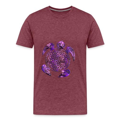 Blume des Lebens - Herren Premium T-Shirt - Männer Premium T-Shirt