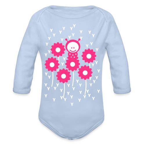 Baby Body Marienkäfer - Organic Longsleeve Baby Bodysuit