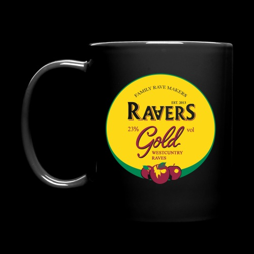 RAVERS GOLD MUG - Full Colour Mug