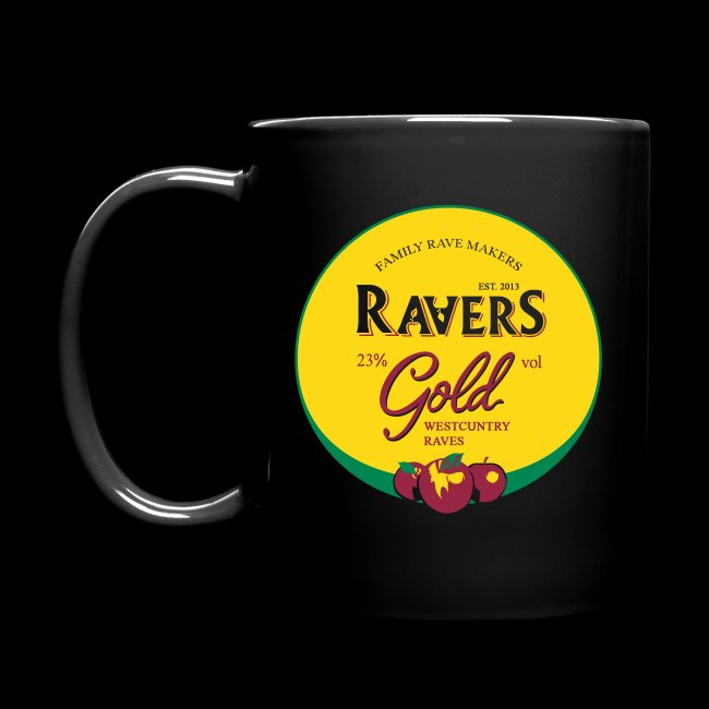 RAVERS GOLD MUG
