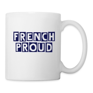 Mug french proud - Tasse