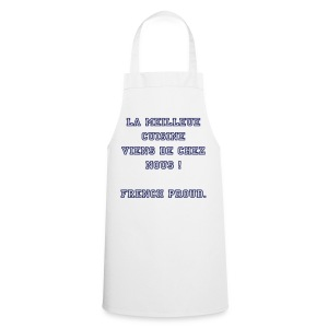 Tablier french proud - Tablier de cuisine