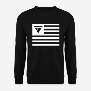 Tomy Hawk TV Sweater Flag - Männer Pullover