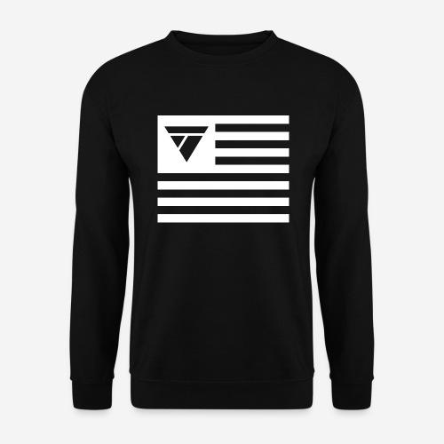Tomy Hawk TV Sweater Flag - Männer Pullover