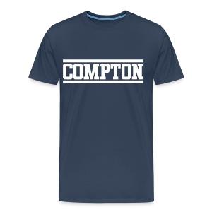 T-shirt - Compton - Premium-T-shirt herr