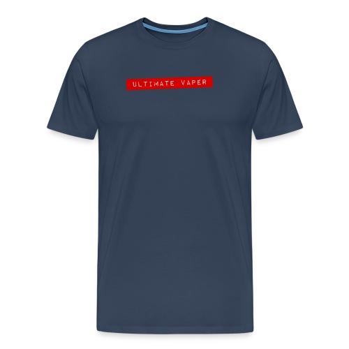 Ultimate vaper - T-shirt Premium Homme