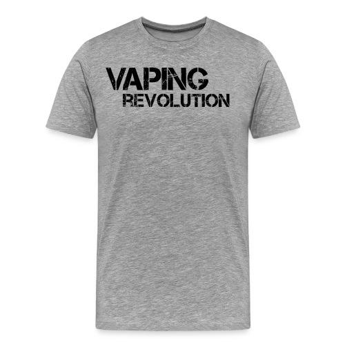 Vaping revolution - T-shirt Premium Homme