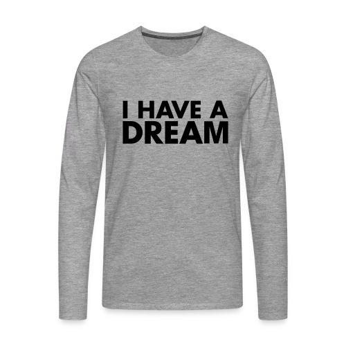 Koszulka męska Premium. - Koszulka męska Premium z długim rękawem