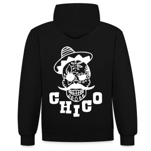 CHICO - Sweat-shirt contraste