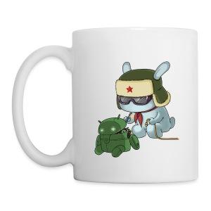 Mitu - Coffee Cup - Tech - Tasse