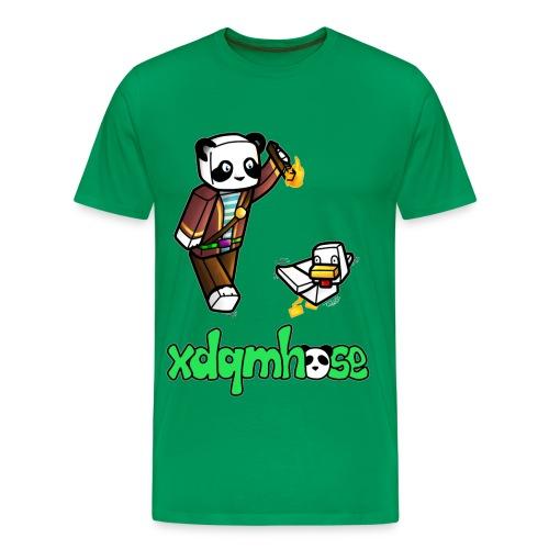 Chickenhunter - Männer Premium T-Shirt