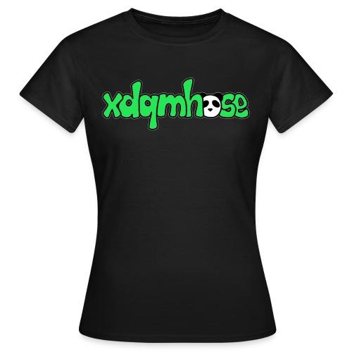 Hosenlogo girly - Frauen T-Shirt