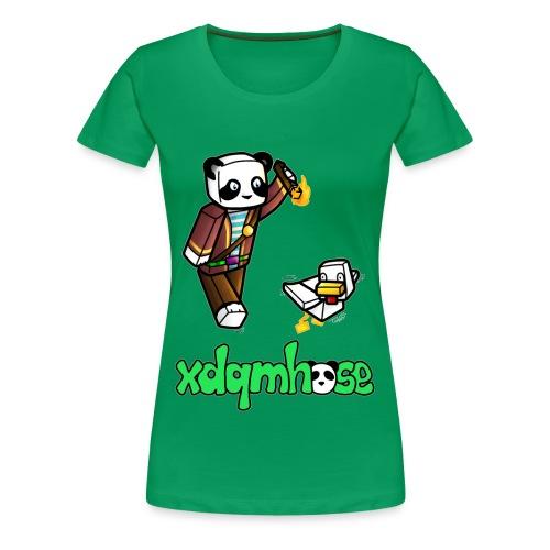 Chickenhunter girly - Frauen Premium T-Shirt