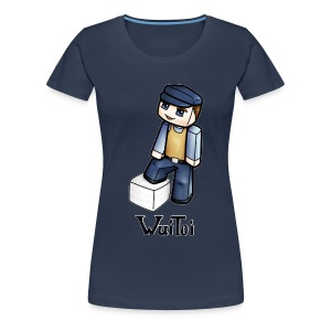 WuiToi girly - Frauen Premium T-Shirt