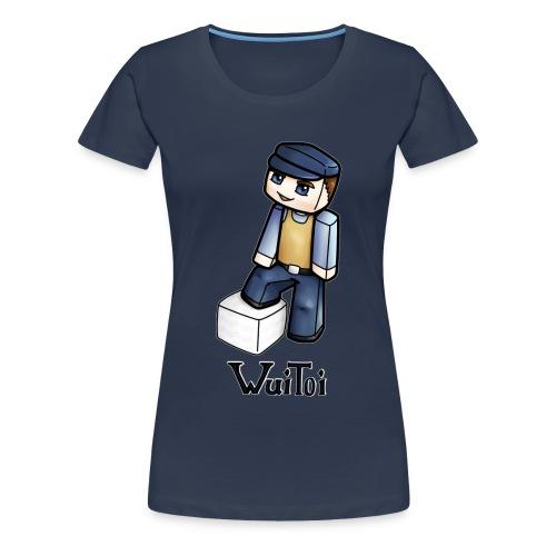 WuiToi girly - Frauen Premium T-Shirt
