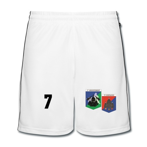 Short 9Cie - Short de football Homme